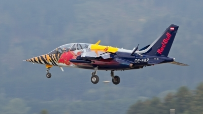 Photo ID 189741 by Niels Roman / VORTEX-images. Private Red Bull Dassault Dornier Alpha Jet A, OE FAS