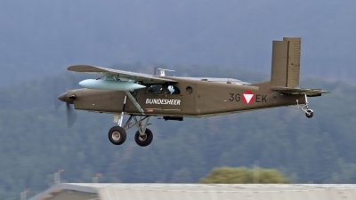 Photo ID 189696 by Niels Roman / VORTEX-images. Austria Air Force Pilatus PC 6 B2 H4 Turbo Porter, 3G EK