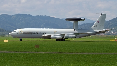 Photo ID 189652 by Niels Roman / VORTEX-images. Luxembourg NATO Boeing E 3A Sentry 707 300, LX N90444