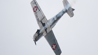 Photo ID 189629 by Agata Maria Weksej. Private P 3 Flyers Pilatus P 3 05, HB RCH