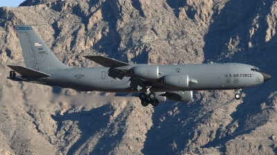 Photo ID 189686 by Hans-Werner Klein. USA Air Force Boeing KC 135R Stratotanker 717 100, 62 3517