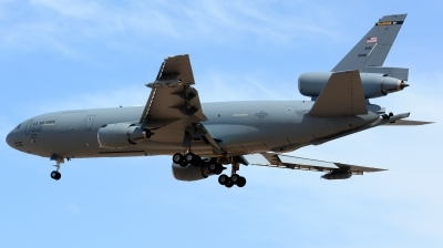 Photo ID 189805 by Alejandro Hernández León. USA Air Force McDonnell Douglas KC 10A Extender DC 10 30CF, 83 0081
