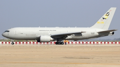 Photo ID 189818 by Ruben Galindo. Italy Air Force Boeing KC 767A 767 2EY ER, MM62226