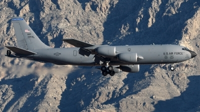 Photo ID 189845 by Hans-Werner Klein. USA Air Force Boeing KC 135R Stratotanker 717 100, 62 3502