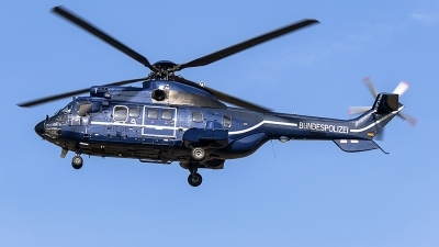Photo ID 189868 by rob martaré. Germany Bundespolizei Aerospatiale AS 332L1 Super Puma, D HEGD