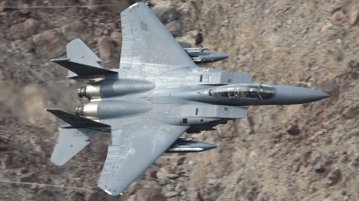 Photo ID 189999 by Hans-Werner Klein. USA Air Force McDonnell Douglas F 15E Strike Eagle, 89 0471