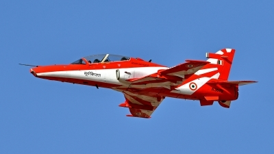 Photo ID 190005 by Arjun Sarup. India Air Force BAE Systems Hawk 132, A3679