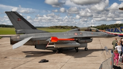 Photo ID 190163 by Alex Staruszkiewicz. Denmark Air Force General Dynamics F 16BM Fighting Falcon, ET 197
