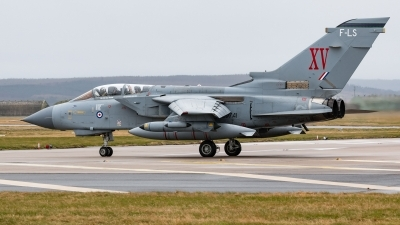 Photo ID 190219 by Mike Macdonald. UK Air Force Panavia Tornado GR4 T, ZD741