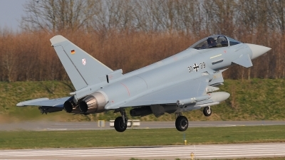 Photo ID 190349 by Peter Boschert. Germany Air Force Eurofighter EF 2000 Typhoon S, 31 39