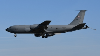 Photo ID 190429 by Lieuwe Hofstra. USA Air Force Boeing KC 135R Stratotanker 717 100, 61 0288