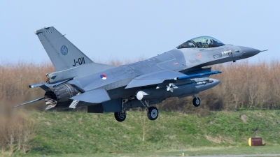 Photo ID 190314 by Rainer Mueller. Netherlands Air Force General Dynamics F 16AM Fighting Falcon, J 011