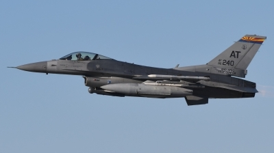 Photo ID 190339 by Hans-Werner Klein. USA Air Force General Dynamics F 16C Fighting Falcon, 86 0240