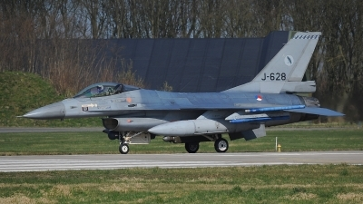Photo ID 190359 by Peter Boschert. Netherlands Air Force General Dynamics F 16AM Fighting Falcon, J 628