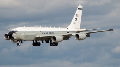 Photo ID 190628 by Luca Chadwick. USA Air Force Boeing RC 135U Combat Sent 739 445B, 64 14849
