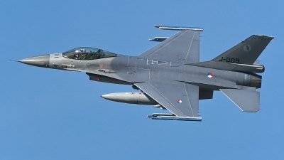 Photo ID 190464 by Rainer Mueller. Netherlands Air Force General Dynamics F 16AM Fighting Falcon, J 009