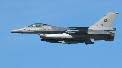 Photo ID 190510 by Rainer Mueller. Netherlands Air Force General Dynamics F 16AM Fighting Falcon, J 011