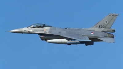 Photo ID 190509 by Rainer Mueller. Netherlands Air Force General Dynamics F 16AM Fighting Falcon, J 628