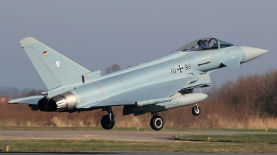 Photo ID 190505 by kristof stuer. Germany Air Force Eurofighter EF 2000 Typhoon S, 30 98