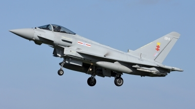 Photo ID 190546 by Bart Hoekstra. UK Air Force Eurofighter Typhoon FGR4, ZK367