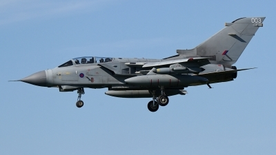 Photo ID 190532 by Rainer Mueller. UK Air Force Panavia Tornado GR4A, ZA369