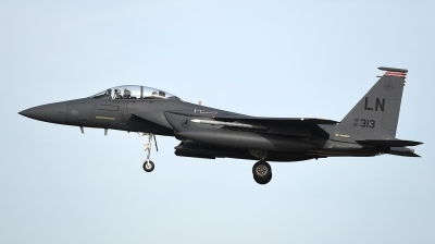 Photo ID 190553 by Lieuwe Hofstra. USA Air Force McDonnell Douglas F 15E Strike Eagle, 91 0313