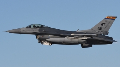 Photo ID 190587 by Hans-Werner Klein. USA Air Force General Dynamics F 16C Fighting Falcon, 86 0211