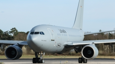 Photo ID 190643 by Rick van Engelen. Germany Air Force Airbus A310 304MRTT, 10 24
