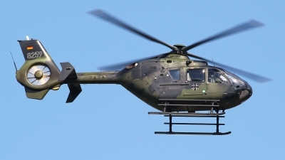 Photo ID 190686 by Mario Boeren. Germany Army Eurocopter EC 135T1, 82 59