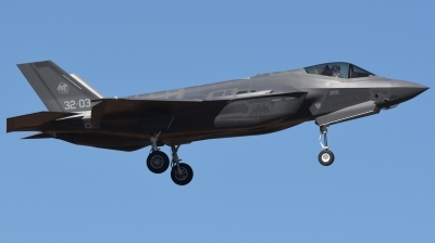 Photo ID 190704 by Hans-Werner Klein. Italy Air Force Lockheed Martin F 35A Lightning II, MM7334