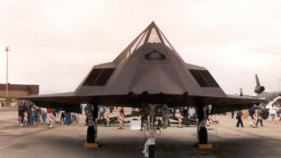 Photo ID 2468 by Ted Miley. USA Air Force Lockheed F 117A Nighthawk,