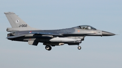 Photo ID 190788 by kristof stuer. Netherlands Air Force General Dynamics F 16AM Fighting Falcon, J 002