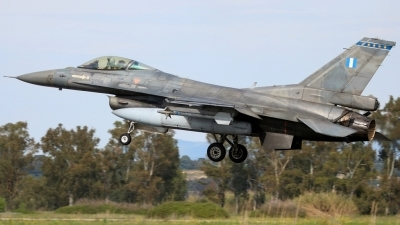 Photo ID 190800 by Stamatis Alipasalis. Greece Air Force General Dynamics F 16C Fighting Falcon, 504
