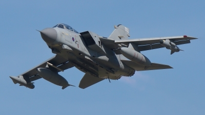Photo ID 190874 by Rainer Mueller. UK Air Force Panavia Tornado GR4A, ZA369
