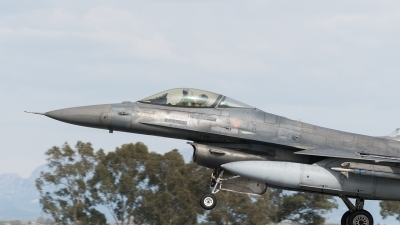 Photo ID 190850 by George Markakis. Greece Air Force General Dynamics F 16C Fighting Falcon, 504