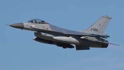 Photo ID 190875 by Rainer Mueller. Netherlands Air Force General Dynamics F 16AM Fighting Falcon, J 144