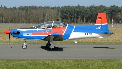 Photo ID 190940 by Klemens Hoevel. Company Owned E I S Aircraft GmbH Pilatus PC 9B, D FFMT