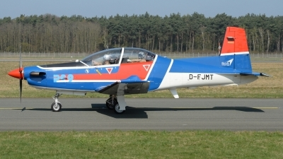 Photo ID 190941 by Klemens Hoevel. Company Owned E I S Aircraft GmbH Pilatus PC 9B, D FJMT
