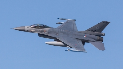 Photo ID 190962 by Lars Kitschke. Netherlands Air Force General Dynamics F 16AM Fighting Falcon, J 002