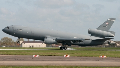 Photo ID 190986 by Luca Chadwick. USA Air Force McDonnell Douglas KC 10A Extender DC 10 30CF, 83 0076