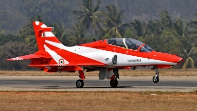 Photo ID 191036 by Arjun Sarup. India Air Force BAE Systems Hawk 132, A3701