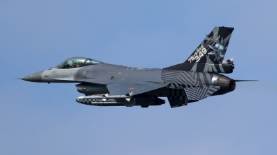 Photo ID 191120 by Markus Schrader. Belgium Air Force General Dynamics F 16AM Fighting Falcon, FA 70