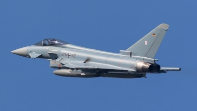 Photo ID 191121 by Markus Schrader. Germany Air Force Eurofighter EF 2000 Typhoon S, 30 98