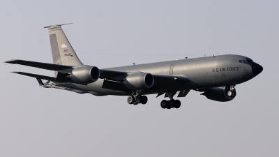 Photo ID 191204 by David Schmidt. USA Air Force Boeing KC 135R Stratotanker 717 100, 63 8002