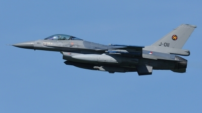 Photo ID 191148 by Klemens Hoevel. Netherlands Air Force General Dynamics F 16AM Fighting Falcon, J 011