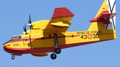 Photo ID 191213 by Alberto Gonzalez. Spain Air Force Canadair CL 215T, UD 13 30