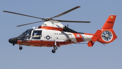 Photo ID 191285 by Nathan Havercroft. USA Coast Guard Aerospatiale MH 65D Dolphin SA 366G 1, 6586