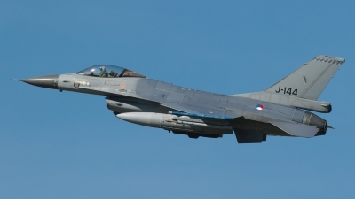 Photo ID 191352 by Rainer Mueller. Netherlands Air Force General Dynamics F 16AM Fighting Falcon, J 144