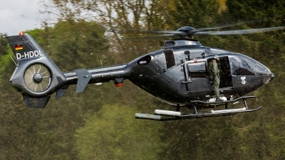 Photo ID 191380 by Alex van Noye. Germany Navy Eurocopter EC 135P2, D HDDL