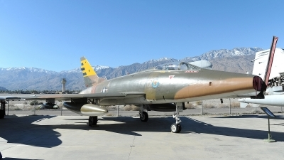 Photo ID 191474 by Peter Boschert. USA Air Force North American F 100D Super Sabre, 55 2888